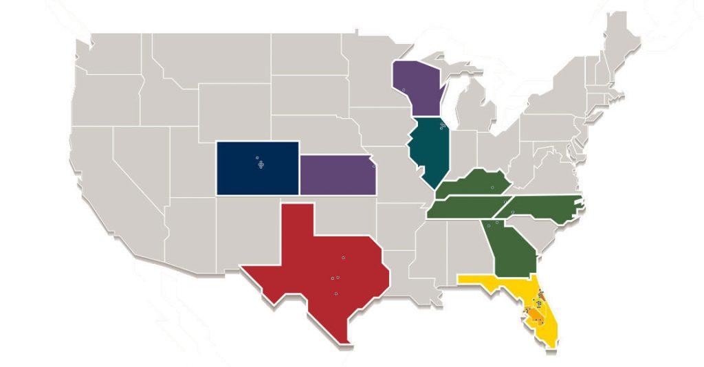 Final AHS Service Map